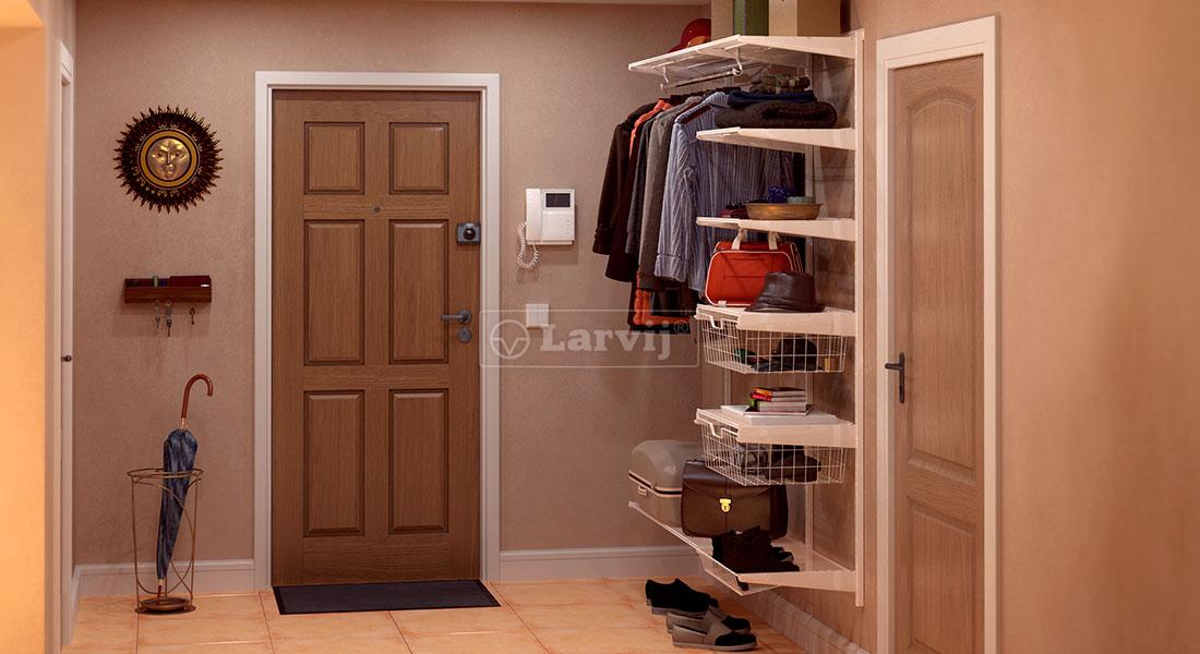 Компания ларвидж интернэшнел - гардеробные, гардеробные сист.